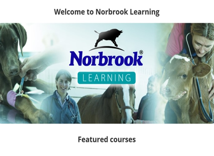 Norbrook Learning- a new online resource to support CPD